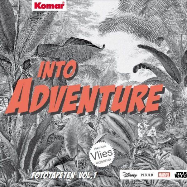Komar Into Adventure